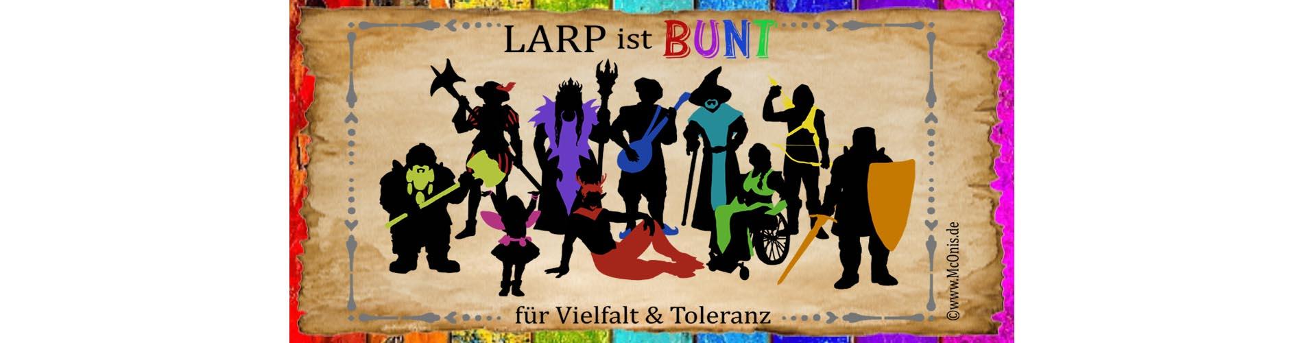 LARP ist BUNT