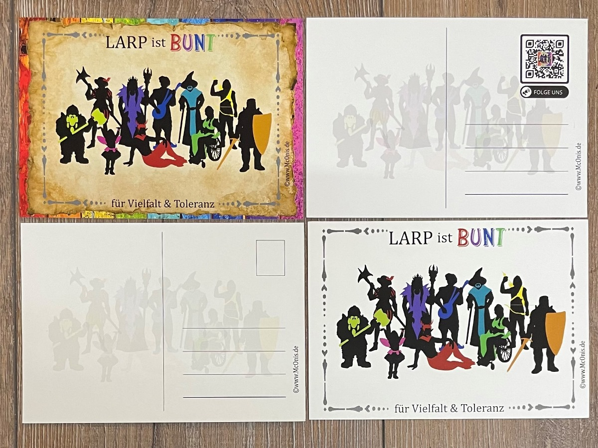 Poster & Postkarten