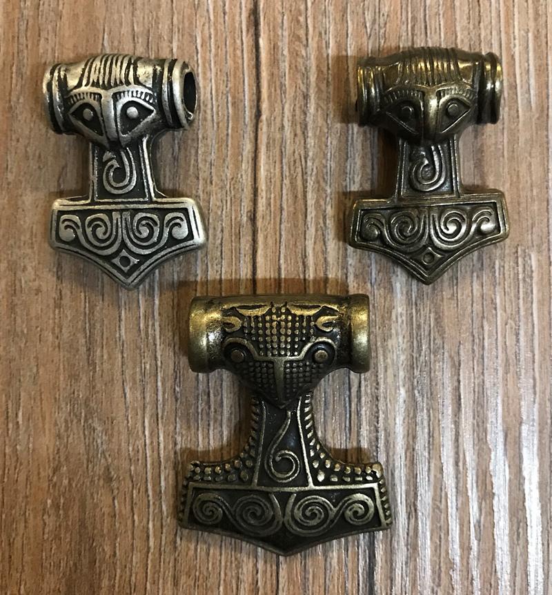 Amulette - schwere Ausführung