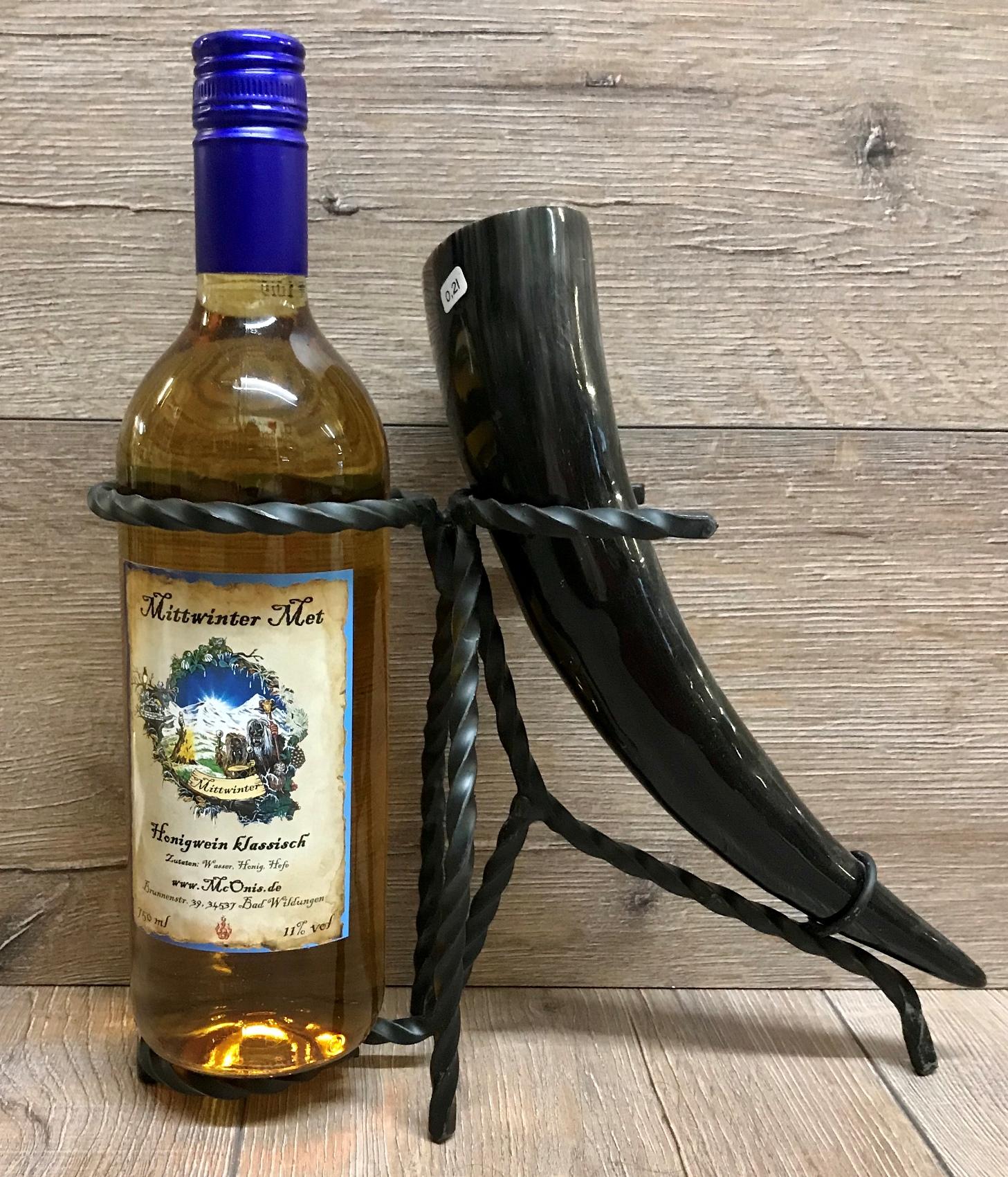 Trinkhörner, Halter & Ständer