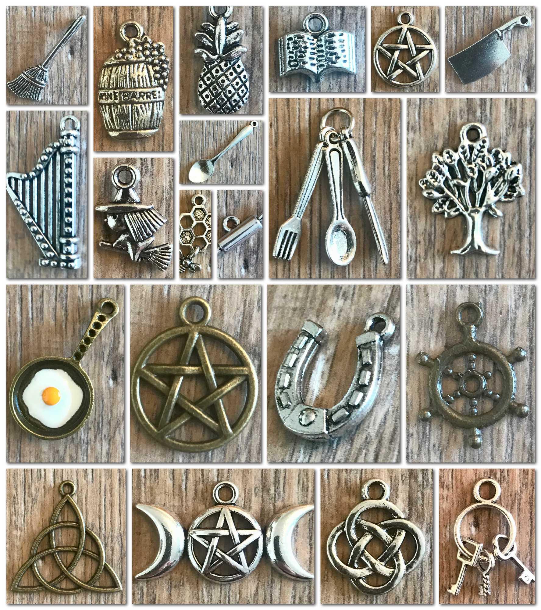 Amulette - Charms
