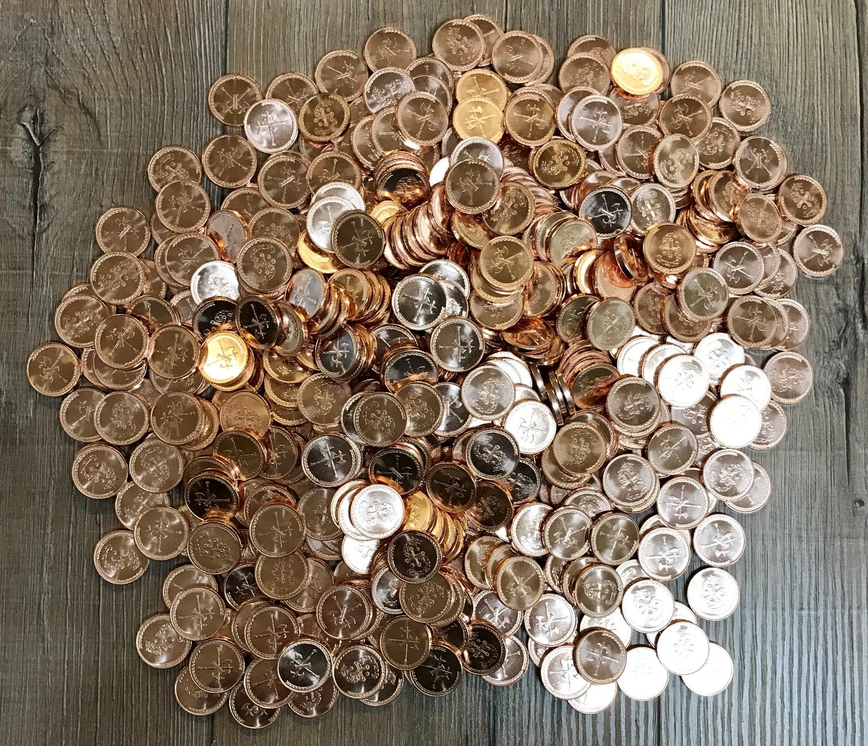 Münzen & Met für Orgas, Gruppen und Spielleitungen
