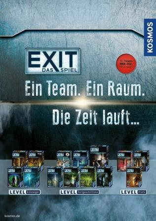 EXIT & Escape Games
