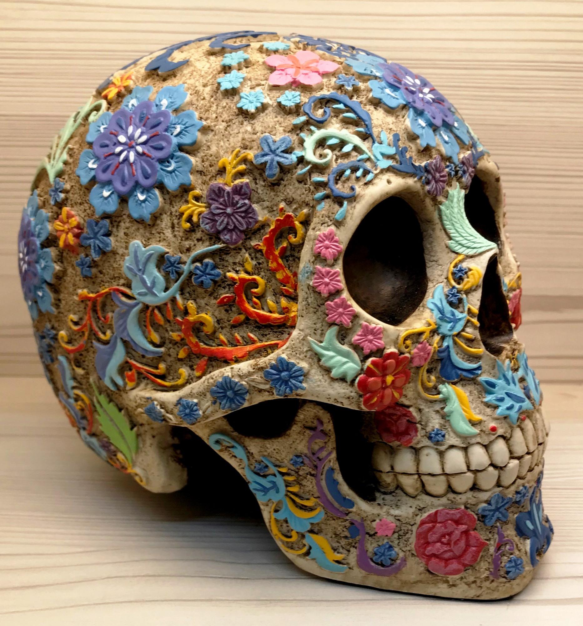 Dia de los muertos - Tag der Toten