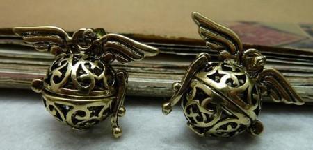 Amulette - Medaillons - Feen Kugeln