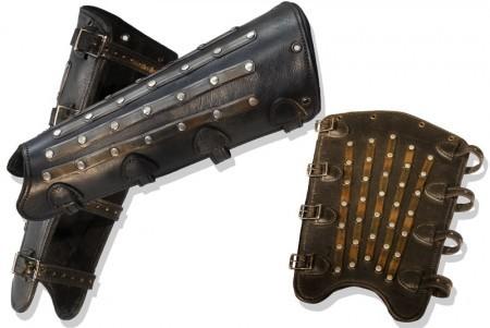 Rüstung - Leder
