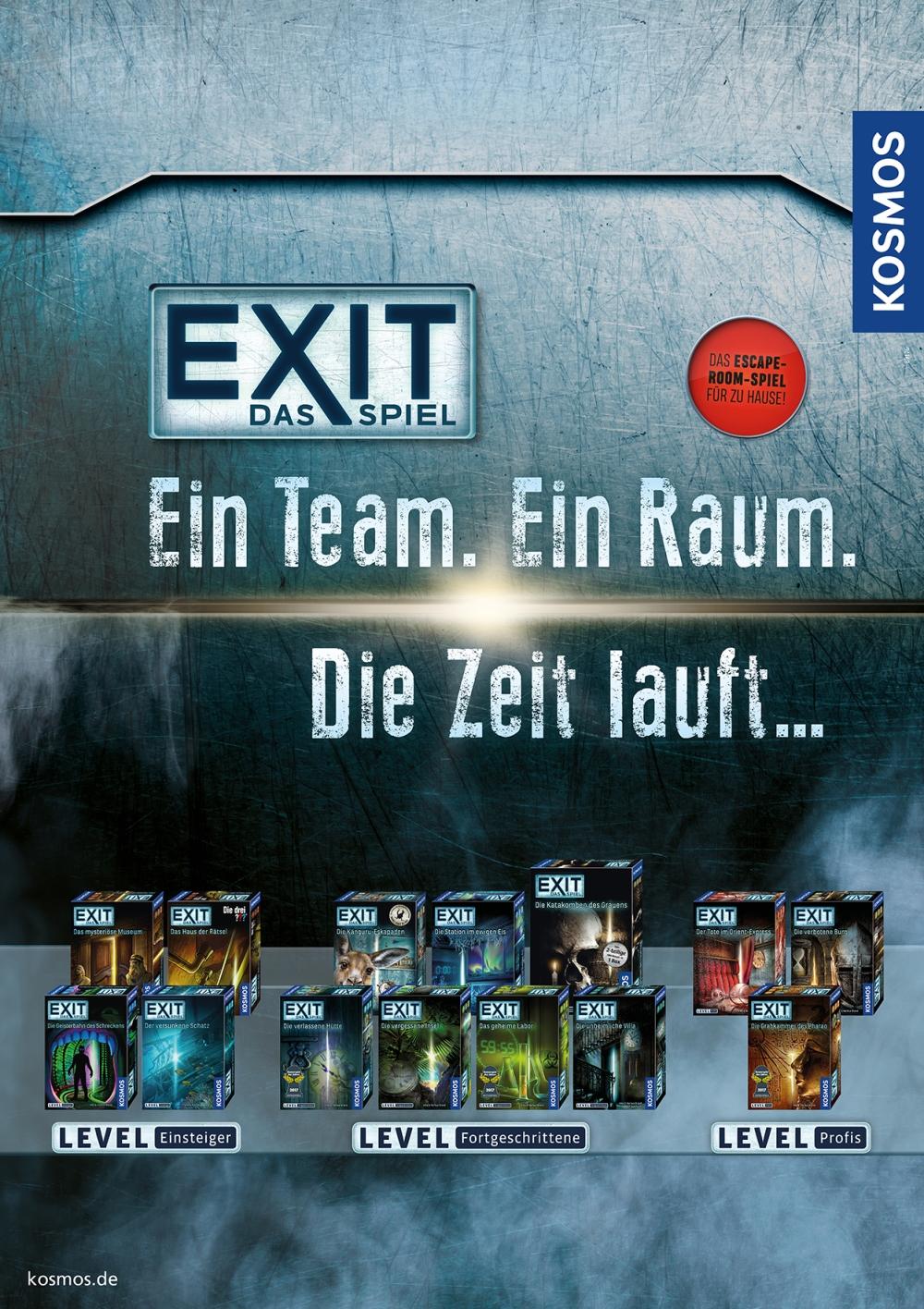 Krimi total & EXIT Games