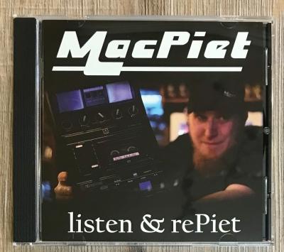 CD - MacPiet - listen & rePiet