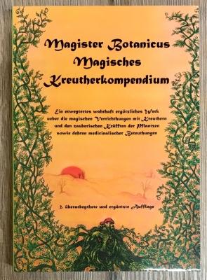 Buch - Magister Botanicus - Magisches Kräuterkompendium