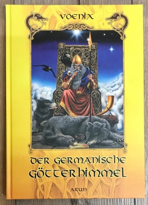 Buch - Der germanische Götterhimmel - Voenix