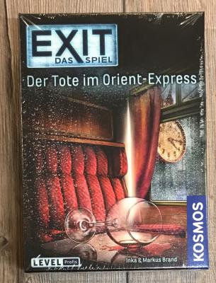 EXIT - Das Spiel - Der Tote im Orient-Express - Profis - KOSMOS Verlag