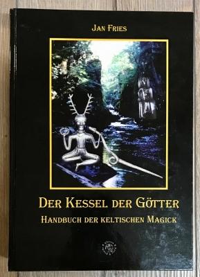 Buch - Der Kessel der Götter, Handbuch der keltischen Magick - Jan Fries