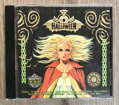 CD - Irish Folk - Halloween - Celtic Rock
