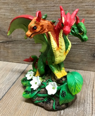 Figur - Drache - Peppers Dragon/ Chili Drache by Stanley Morrison