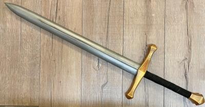 LARP - Schwert - BS Schwert Severian - Gold - Ausverkauf
