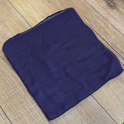 Tuch - Schal uni 100cm x 100cm - lila