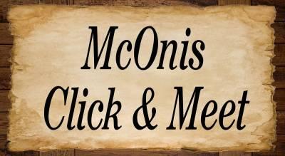McOnis - Click & Meet - Private Shopping - Buche deinen persönlichen Einkaufstermin