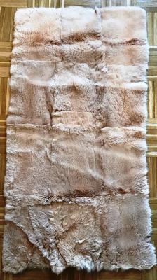Felle - Felltafel - Kaninchen beige - 60cm x 120cm - ab 30€