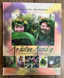 Buch - Kräuterkundig... mit Kindern durch das Gartenjahr - Diana Monson