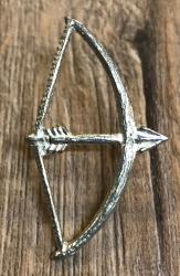 Pilgerabzeichen - Langbogen - Longbow