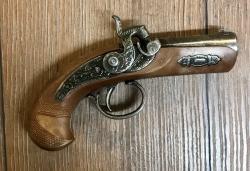 Spielzeug-Pistole - Piraten - Philadelphia - 1 Schuss
