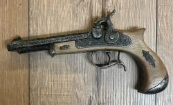 Spielzeug-Pistole - Derringer - 2 Schuss