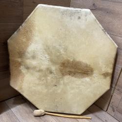 Trommel - Schamanentrommel - 70cm - achteckig