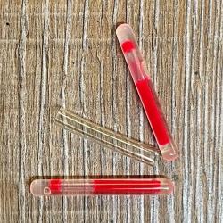 Leuchtartikel - Knicklichter 2er Set - rot