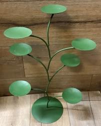 Kerzenhalter - LotusBlume -  für 7 Lotusblumen Kerzenhalter