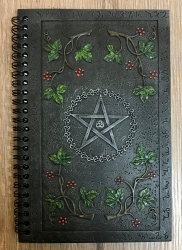 Notizbuch - Diary - Wicca - Buch der Schatten - Book of Shadow - Grimoire