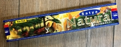 Räucherstäbchen Satya natural - 15g ca. 10 Stück