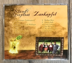 CD - KlangGespinst: Zankapfel (PurPur & Saitenweise)
