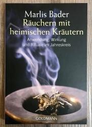 Buch - Räuchern mit heimischen Kräutern von Marlis Bader