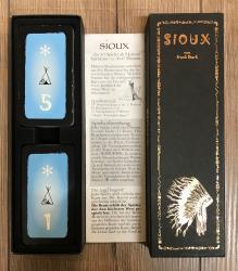 Kartenspiel - Sioux - Ausverkauf