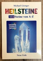 Buch - Heilsteine - 555 Steine von A-Z - Michael Gienger