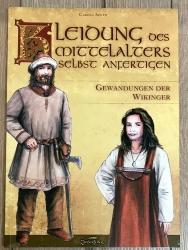 Buch - Kleidung des Mittelalters - Gewandung der Wikinger - Carola Adler