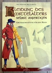 Buch - Kleidung des Mittelalters - Grundausstattung für den Mann - Zerkowski