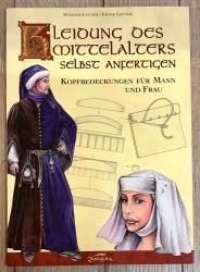 Buch - Kleidung des Mittelalters - Kopfbedeckungen - Leuner