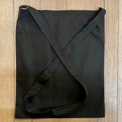 Tasche - Baumwolle - Umhängetasche Sling Bag - schwarz