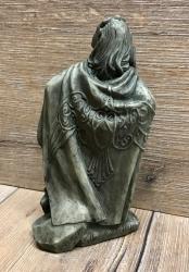 Statue - Morrigan klein - Steinoptik - Dekoration - Ritualbedarf - Ausverkauf