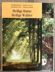 Buch - Heilige Haine - Heilige Wälder - Bauer, Golowin, de Vries, Zerling