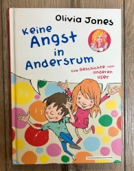 Buch - Keine Angst in ANDERSRUM: Eine Geschichte vom anderen Ufer - Olivia Jones