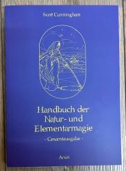Buch - Handbuch der Natur- und Elementarmagie Gesamtausgabe - Scott Cunningham