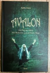 Buch - Avalon - Kathy Jones