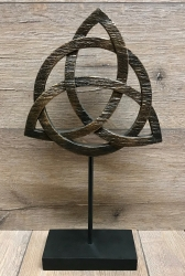 Statue - Triquetra - 36cm