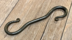 Metall - S-Haken groß - Eisen