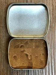 Siegel - Stempelkissen für Siegel J. Herbin - gold