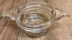Quaich - 100ml - Glas - Freundschafts-Schale