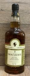 Whisky - MacLeods Speyside - 40% - 0,7l - Einsteiger Tipp