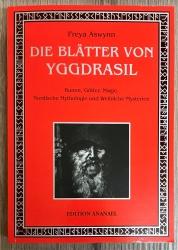 Buch - Die Blätter von Yggdrasil: Runen, Götter, Magie, Nordische Mythologie & Weibliche Mysterien - Freya Aswynn